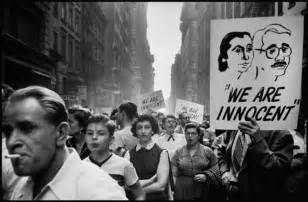 Were the Rosenbergs traitors? Innocent or Guilty? by Chung