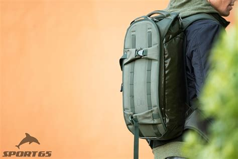 The Douchebag The Explorer Freeride backpack, black out