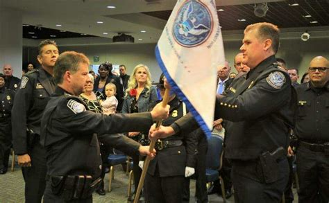 CBP swears in new port director for Los Angeles airport