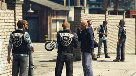 LOST Motorcycle Club - Registered - Fat Duck Gaming Community