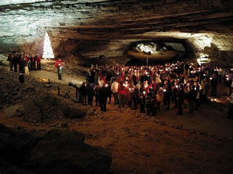 Mammoth Cave To Host Singing Event - THE EDMONSON VOICE