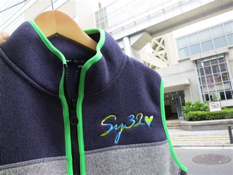 SY32 ポーラテック素材のジップアップベスト   CHIP IN BOGEY