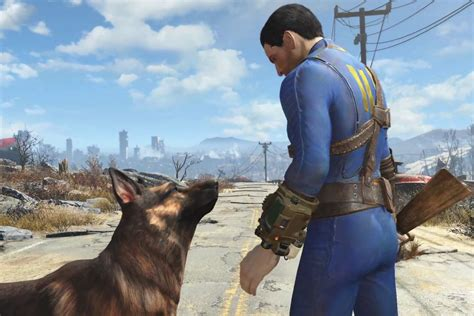 Fallout 4 brings you and your faithful dog to Boston - Polygon