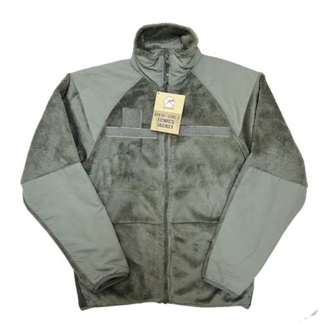 ROTHCO GENIII/LEVEL3 ECWCS JACKET - Foliage Green - NEWアメリカンスタイル