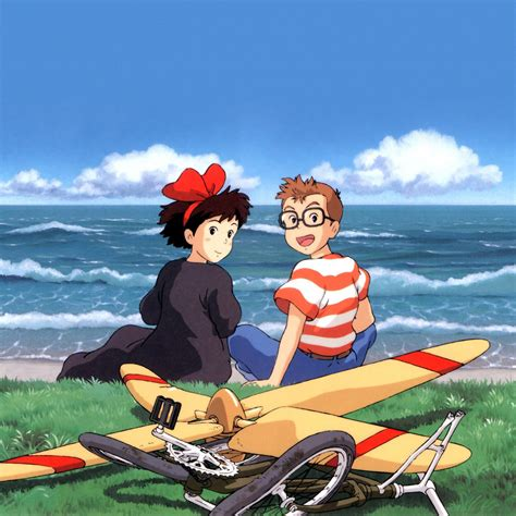 Kiki's Delivery Service – 魔女の宅急便 [iPad] | Free Wallpapers for iPad